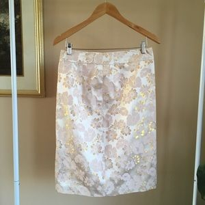 Dusty Pink Pencil Skirt